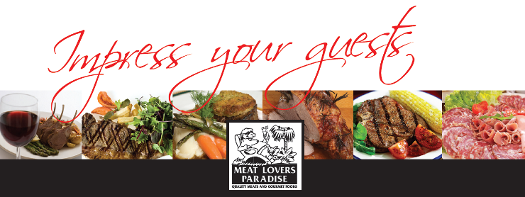 Pre-prepared gourmet meat delivered to your front door - Start shopping now!
